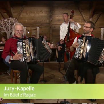 Jury-Musik beim Eidgenössischen Volksmusikfest 2015 in Aarau