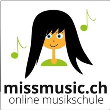 """Online Musikschule             """"Miss Music"""""""