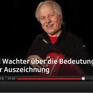 Ruedi Wachter: Interview mit Beat Tschümperlin