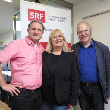 SRF Musikwelle Brunch mit Beat Tschümperlin Sonntag, 02. Oktober 2016