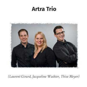 Fantastisch 🎉🎵🎶🎉 ARTRA-Trio Ohren- & Gaumenschmaus 09. November Bären Einsiedeln