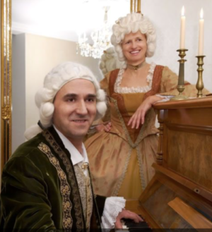 Musik-Session Hotel Mozart 08. Dezember s'Trio Gast: Barbara Nüesch Violine