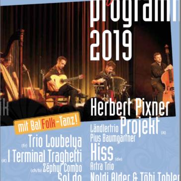 heiden festival 2019