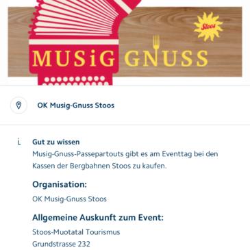 Musig-Gnuss Stoos